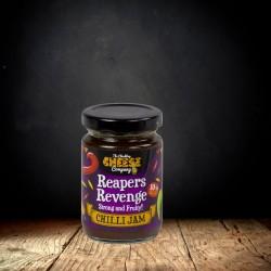 """""""Reaper's Revenge"""" Carolina Reaper Chuckling Chilli Jam"""
